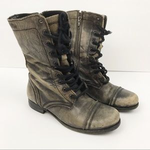 Allsaints • Combat Boots